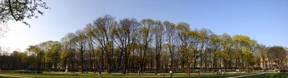 Κέντρο των Βρυξελλών Στοκ Εικόνες