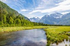 Κέντρο φύσης Eagle River Στοκ φωτογραφία με δικαίωμα ελεύθερης χρήσης