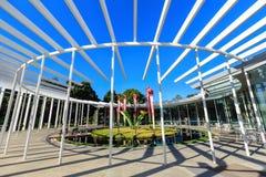 """Κέντρο """"του calyx τόπου συναντήσεως γεγονότος στο βασιλικό βοτανικό κήπο, Σίδνεϊ, Αυστραλία στοκ εικόνες με δικαίωμα ελεύθερης χρήσης"""