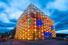 Κέντρο ARS Electronica, Λιντς Στοκ φωτογραφία με δικαίωμα ελεύθερης χρήσης