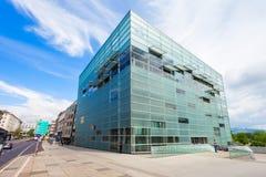 Κέντρο ARS Electronica, Λιντς Στοκ Φωτογραφίες