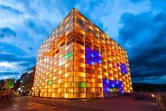 Κέντρο ARS Electronica, Λιντς Στοκ Εικόνα