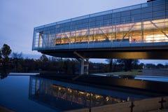 κέντρο clinton λίγος προεδρικό&si Στοκ Φωτογραφία