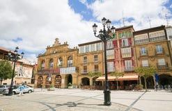 Κέντρο Haro στο Λα Rioja, Ισπανία Στοκ εικόνα με δικαίωμα ελεύθερης χρήσης