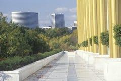 Κέντρο Kennedy για τις τέχνες προς θέαση Στοκ Φωτογραφία