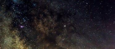 Κέντρο Milkyway στοκ εικόνες