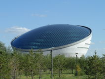 Κέντρο Nazarbayev στοκ εικόνα με δικαίωμα ελεύθερης χρήσης