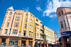 Κέντρο Plovdiv, Βουλγαρία Στοκ φωτογραφία με δικαίωμα ελεύθερης χρήσης