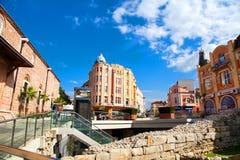 Κέντρο Plovdiv, Βουλγαρία Στοκ Εικόνες