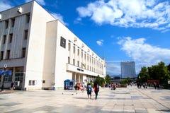 Κέντρο Plovdiv, Βουλγαρία Στοκ Φωτογραφίες