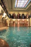 κέντρο pool spa Στοκ Φωτογραφία