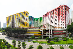 Κέντρο Rochor, Σιγκαπούρη Στοκ Εικόνες