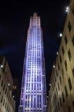 Κέντρο Rockefeller, Νέα Υόρκη Στοκ εικόνα με δικαίωμα ελεύθερης χρήσης
