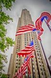 Κέντρο Rockefeller, πόλη της Νέας Υόρκης Στοκ Φωτογραφίες