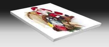 Κέρας της Αμαλθιας με τα δώρα 4 Στοκ Εικόνα