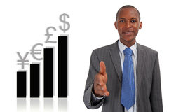 κέρδος νομίσματος Στοκ εικόνες με δικαίωμα ελεύθερης χρήσης