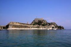 Κέρκυρα Ελλάδα Στοκ εικόνα με δικαίωμα ελεύθερης χρήσης