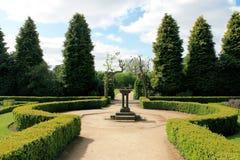 Κήποι αβαείων Newstead στοκ εικόνες