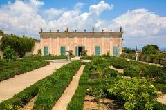 κήποι Ιταλία της Φλωρεντί&alp Στοκ Εικόνες