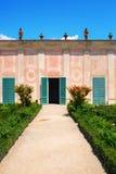 κήποι Ιταλία της Φλωρεντί&alp Στοκ εικόνες με δικαίωμα ελεύθερης χρήσης