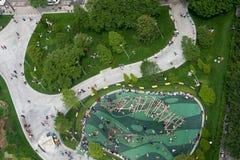 Κήποι ιωβηλαίου Στοκ εικόνες με δικαίωμα ελεύθερης χρήσης