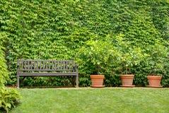 Κήποι κάστρων της Πράγας Στοκ φωτογραφία με δικαίωμα ελεύθερης χρήσης