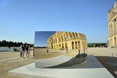 Κήποι και παλάτι Βερσαλλίες στη Γαλλία Στοκ φωτογραφίες με δικαίωμα ελεύθερης χρήσης