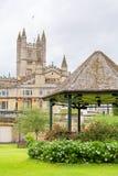 Κήποι παρελάσεων. Λουτρό, Αγγλία στοκ φωτογραφία με δικαίωμα ελεύθερης χρήσης