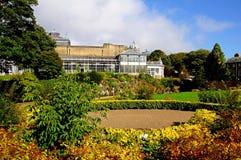Κήποι περίπτερων, Buxton Στοκ φωτογραφίες με δικαίωμα ελεύθερης χρήσης
