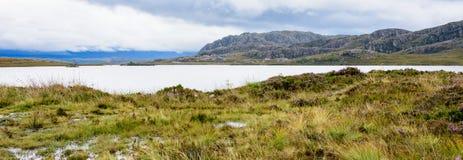 Κήποι προβατίνων και Inverwe λιμνών, Σκωτία Στοκ Φωτογραφία