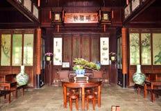 Κήποι σε Suzhou Στοκ Εικόνες