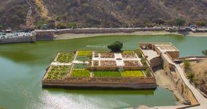 Κήποι του ηλέκτρινου οχυρού Ινδία στοκ φωτογραφίες