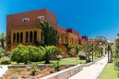 Κήποι του ξενοδοχείου στοκ φωτογραφίες με δικαίωμα ελεύθερης χρήσης