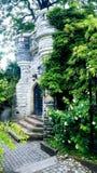 Κήποι του Castle στοκ φωτογραφία