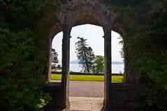 Κήποι του Castle Armadale Στοκ Εικόνες