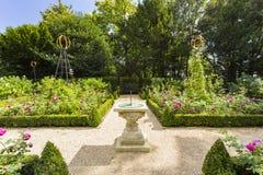 Κήποι του Castle Arundel Στοκ Εικόνα