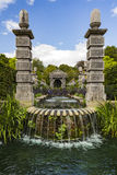 Κήποι του Castle Arundel Στοκ Εικόνες
