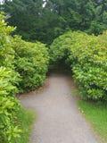 Κήποι του Castle Glamis Στοκ Εικόνες