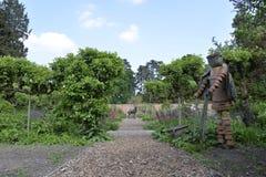 Κήποι του Worcester Στοκ Φωτογραφία
