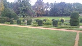 κήποι Χάμιλτον Νέα Ζηλανδία κήπων σχεδίου στοκ εικόνες με δικαίωμα ελεύθερης χρήσης