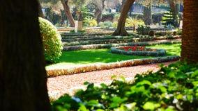 κήποι Στοκ Εικόνες