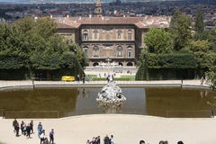 Κήποι Boboli - Φλωρεντία, Τοσκάνη, Ιταλία στοκ φωτογραφίες