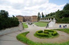 Κήποι Boboli Στοκ εικόνα με δικαίωμα ελεύθερης χρήσης