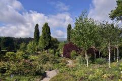 Κήποι Bodnant στο UK στοκ φωτογραφία με δικαίωμα ελεύθερης χρήσης