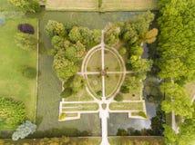 Κήποι Richelieu στοκ φωτογραφία