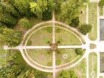 Κήποι Richelieu στοκ φωτογραφία με δικαίωμα ελεύθερης χρήσης