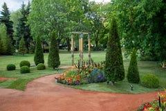 Κήπος ένας από τους συμμετέχοντες στοκ φωτογραφίες