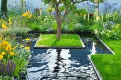 κήπος ήρεμος στοκ φωτογραφία