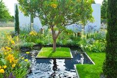 κήπος ήρεμος στοκ εικόνα