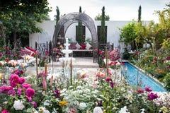 κήπος ήρεμος στοκ εικόνα με δικαίωμα ελεύθερης χρήσης